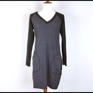 Athleta Enchanted Sweatshirt Dress Size XS